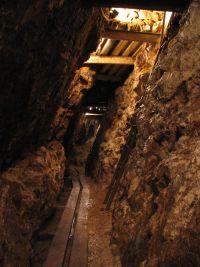 důl na stříbro